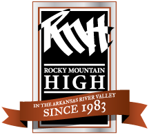 Rocky Mountain High logo